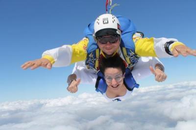 Saut en parachute tandem Charleville Mézières